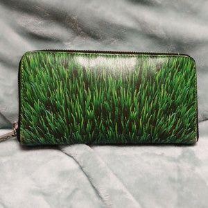 Fun grass wallet, ACME Lawn Wallet
